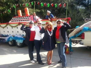 2014 EIPHC Holiday Float
